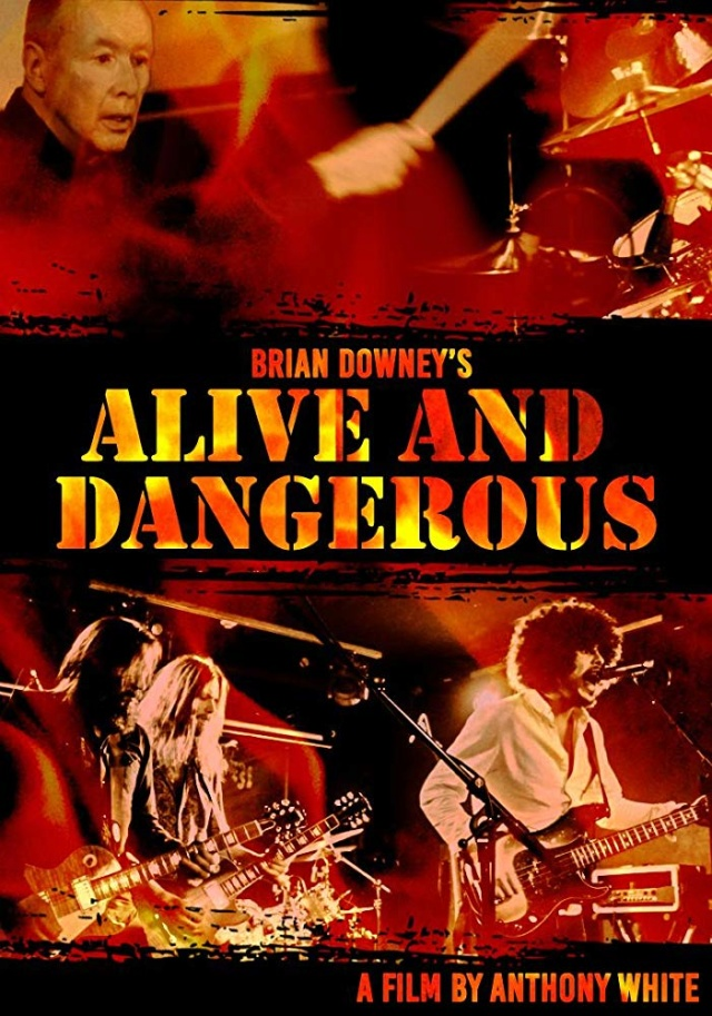 Brian DOWNEY'S ALIVE & DANGEROUS  Alive_10