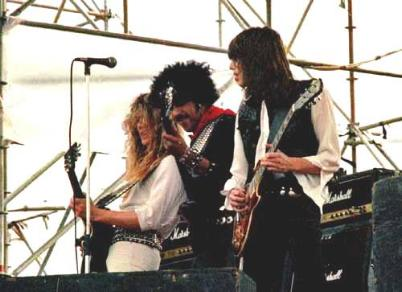 1983 THIN LIZZY PHOTOS Live_110