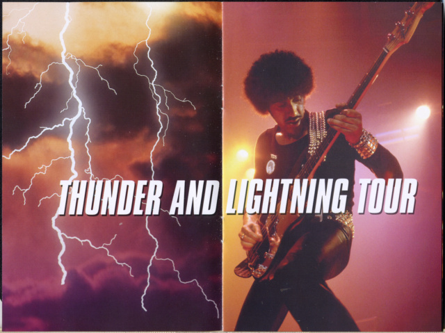 1983 THIN LIZZY PHOTOS Thunde10