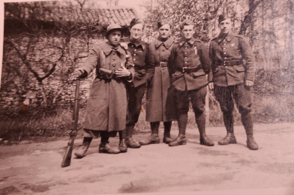 Veste française seconde guerre 1938 inconnue  Img_2043