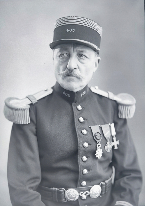 Colonel Renard 1938, 405 régiment d'artillerie Img_2064