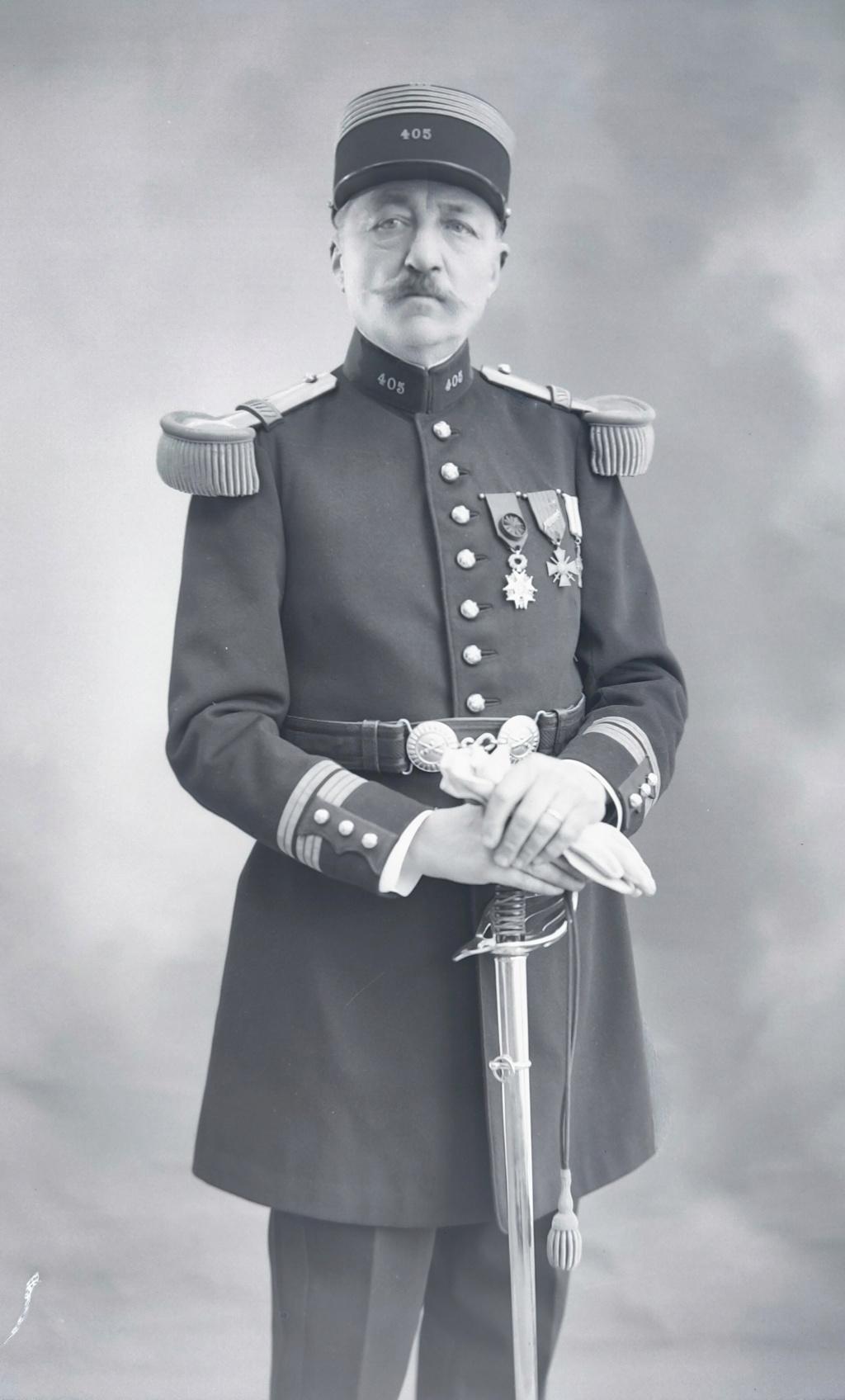 Colonel Renard 1938, 405 régiment d'artillerie Img_2065