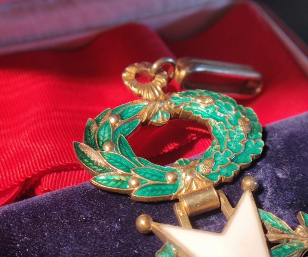 Légion d'honneur commandeur  Img_2070
