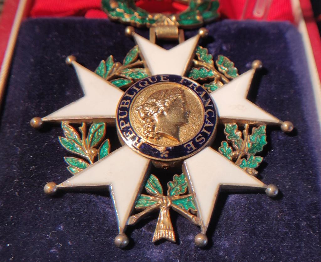 Légion d'honneur commandeur  Img_2071