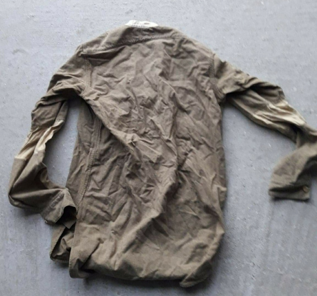 Chemise troupe anglaise seconde guerre ? Receiv19