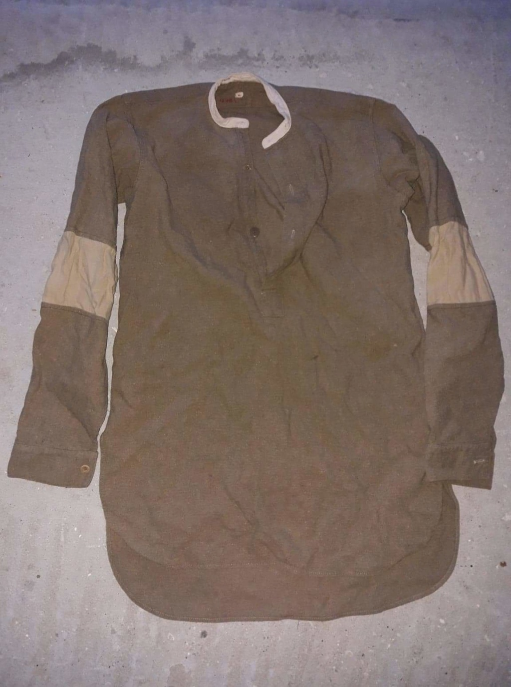 Chemise troupe anglaise seconde guerre ? Receiv23