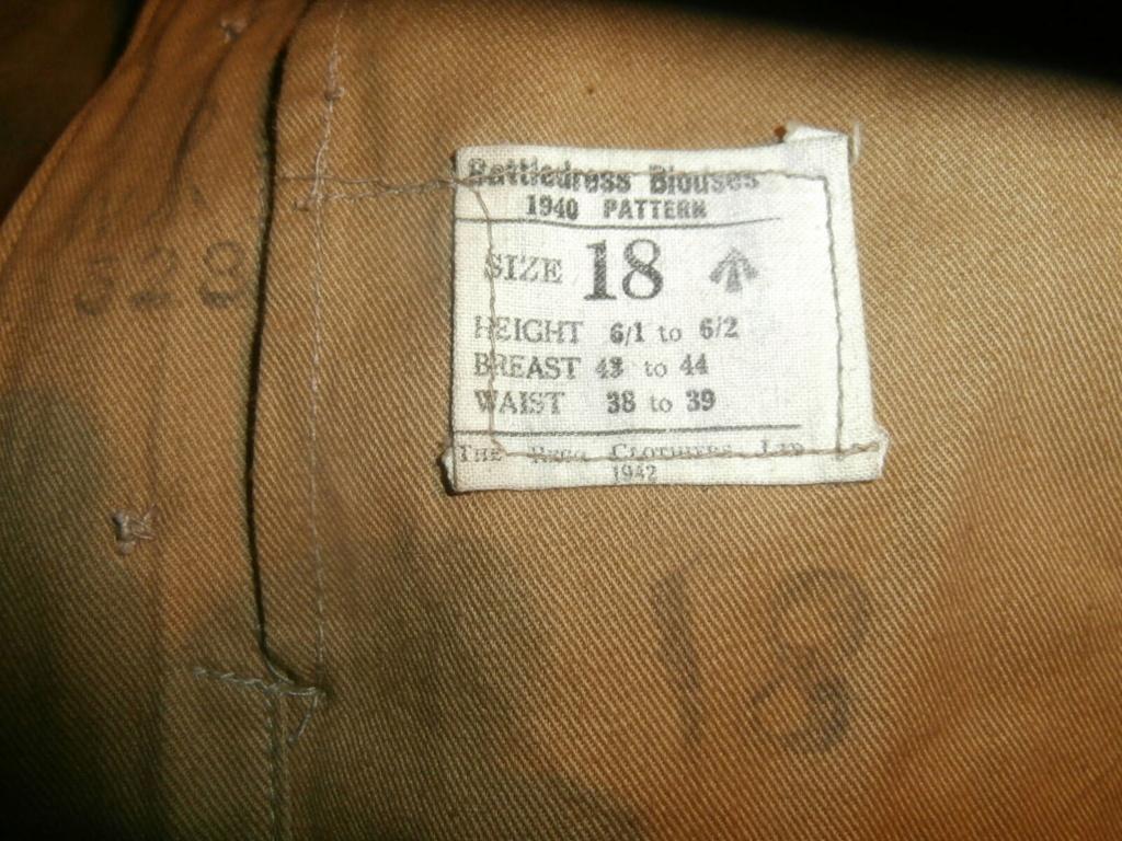 Battledress british seconde guerre 1942 ?  S-l16022