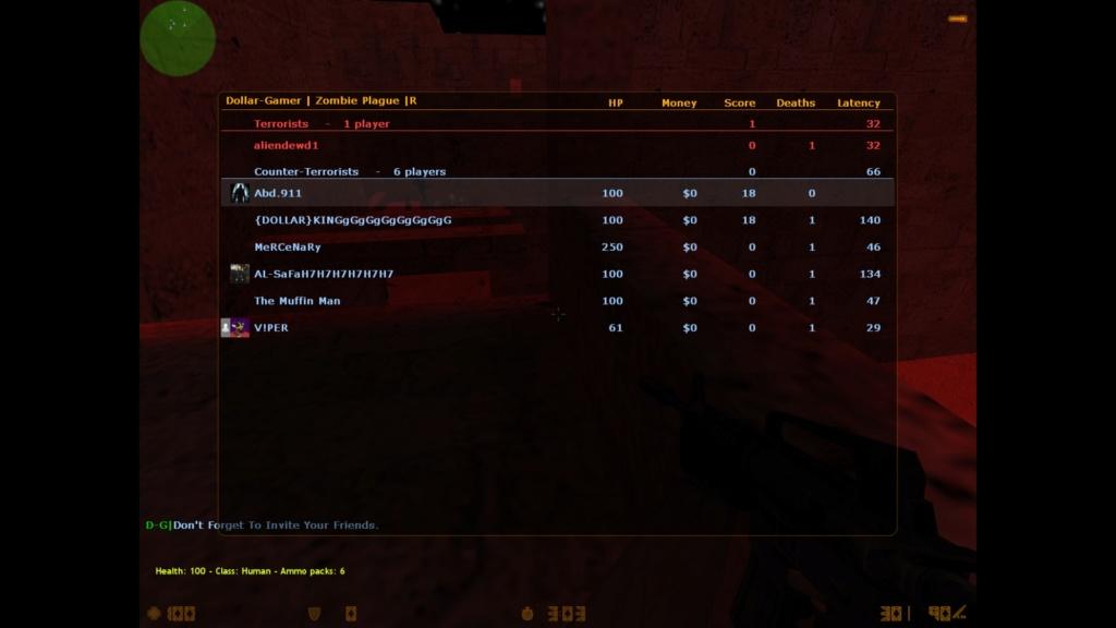 [سيرفرات Counter Strike 1.6]  20191110