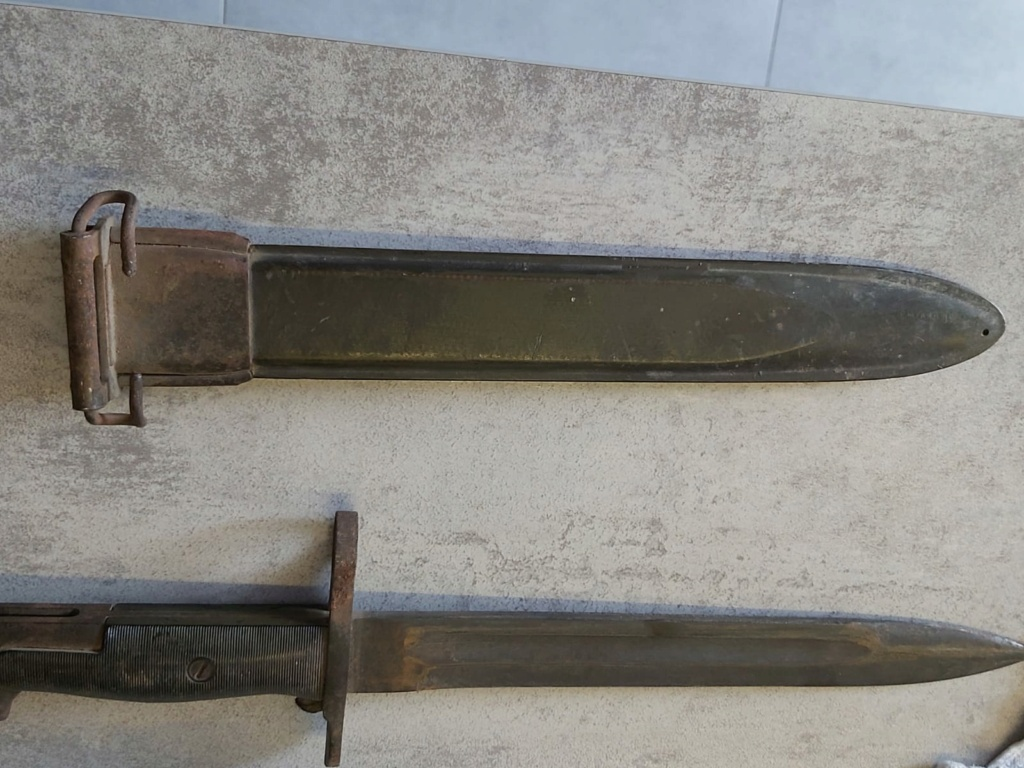 Baionnette US WW2 complète  Img-2011