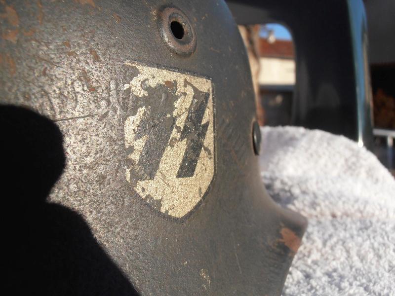 Casque SS M40  Pc080113