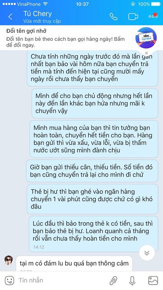 Cảnh báo đối tượng Lừa Đảo, ADAMIS, Tú + Đạt (0975228600, 0908384524) 1210