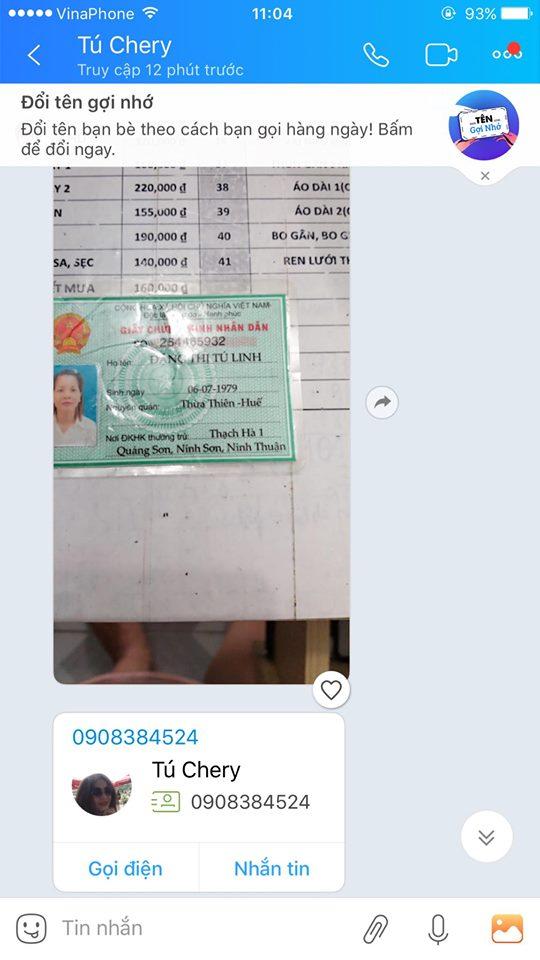 Cảnh báo đối tượng Lừa Đảo, ADAMIS, Tú + Đạt (0975228600, 0908384524) 2810