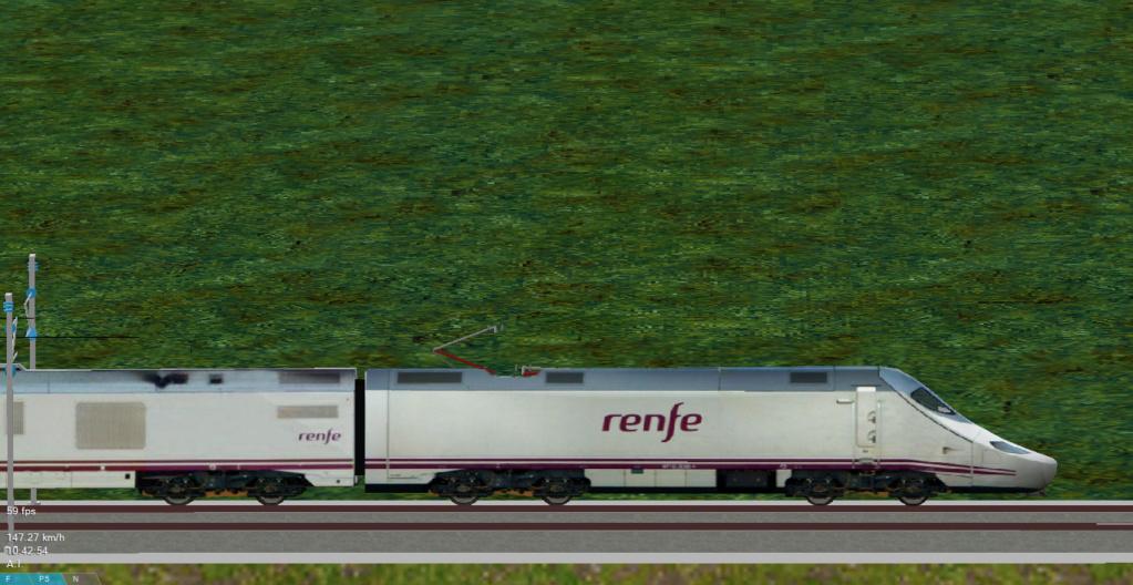 Renfe Hybrid 730 series 310