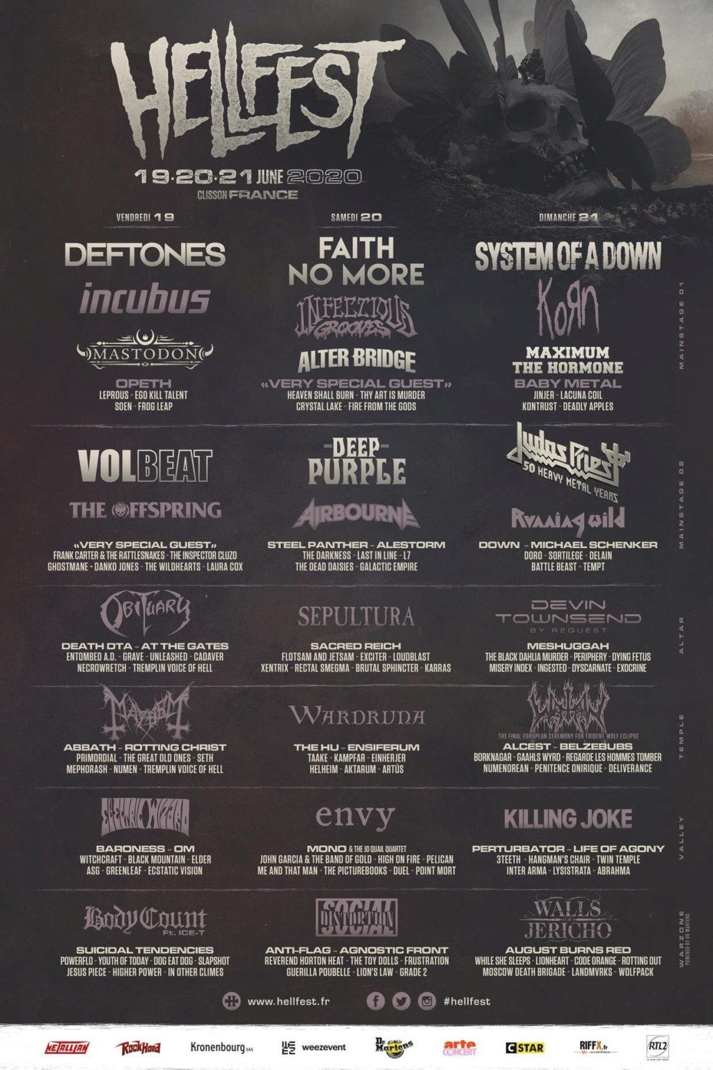 ROCK FEST 2020 KISS, LYNYRD, JUDAS, UFO, Amon Amarth,Accept, Nightwish... - Página 8 Img_2012