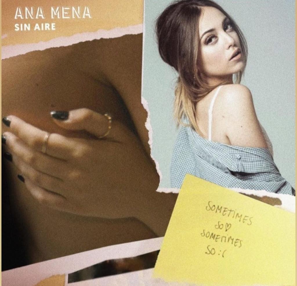 """Ana Mena >> single """"Un bacio All'Improvviso"""" (ft. Rocco Hunt) - Página 17 20200310"""