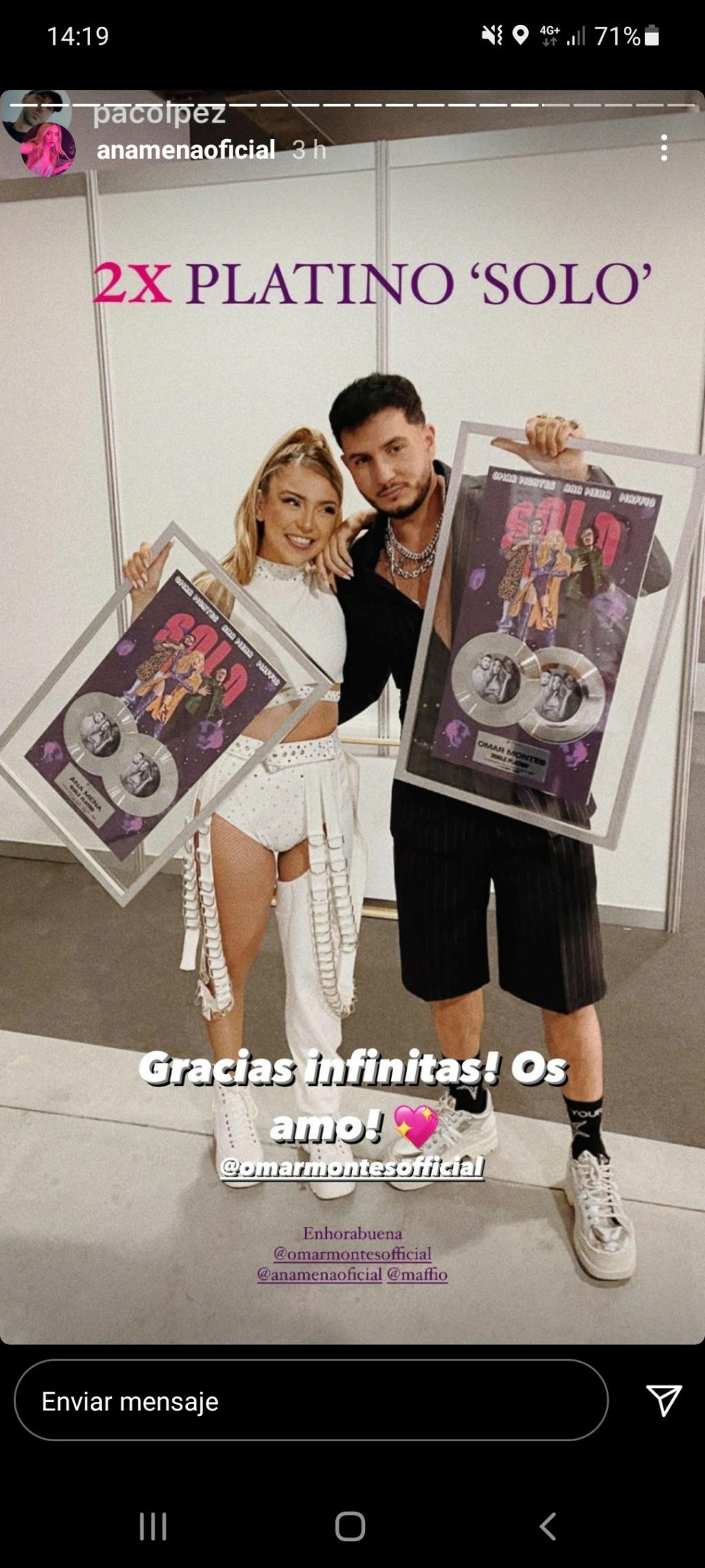 """Ana Mena >> single """"Un bacio All'Improvviso"""" (ft. Rocco Hunt) - Página 31 2021_010"""