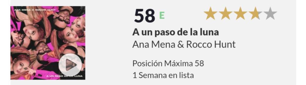 "Ana Mena >> Single ""A un passo dalla luna (Feat. Rocco Hunt)"" - Página 22 Inshot12"