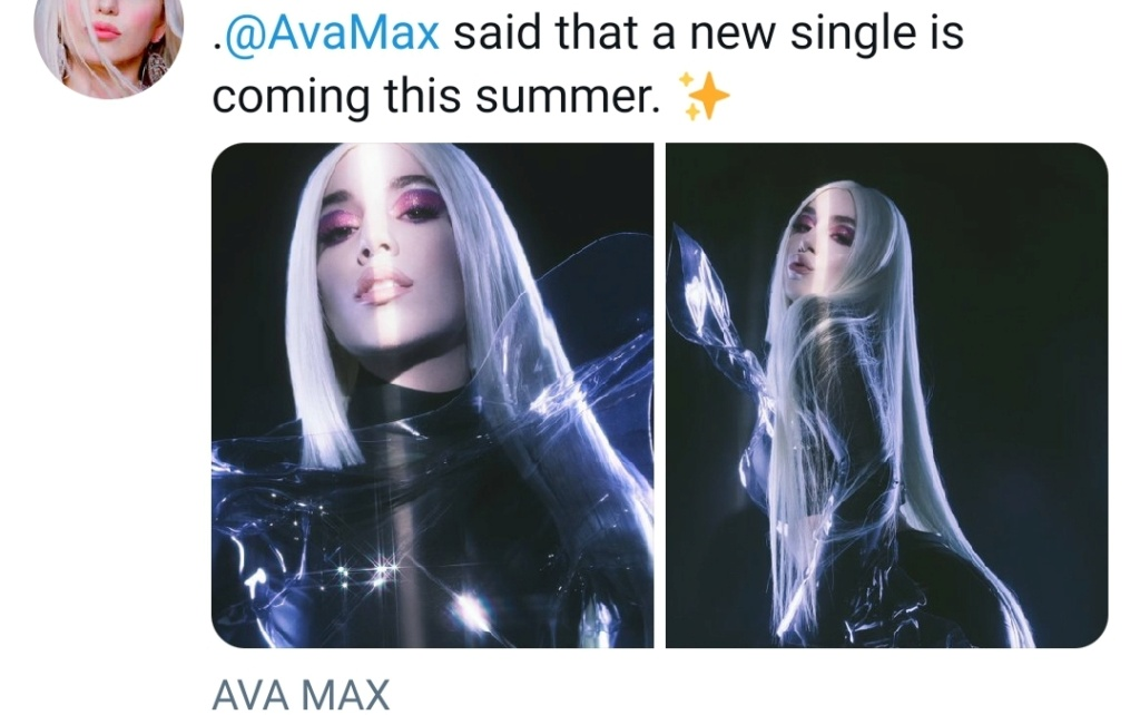 "Ava Max >> álbum ""Heaven & Hell"" - Página 17 Screen25"