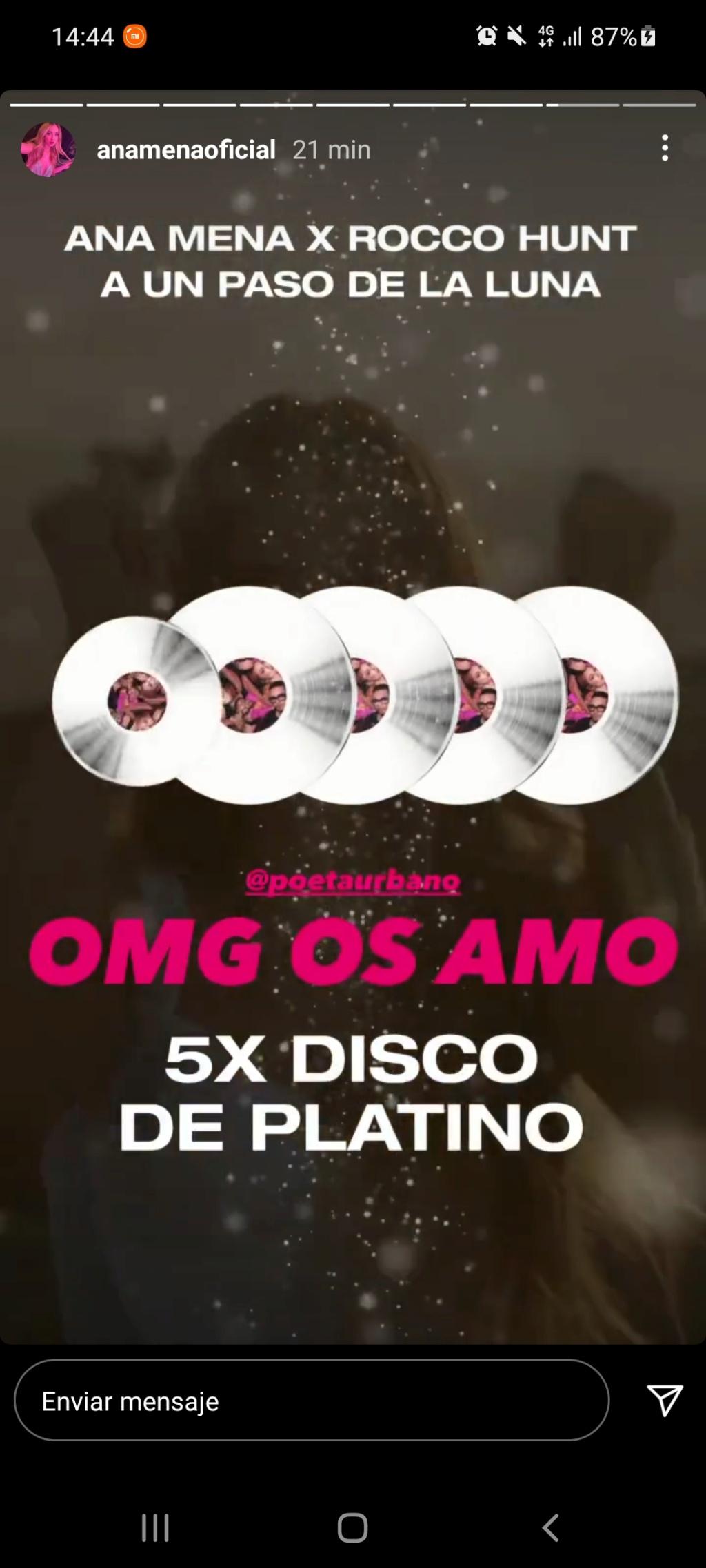 "Ana Mena >> single ""Un bacio All'Improvviso"" (ft. Rocco Hunt) - Página 31 Screen30"