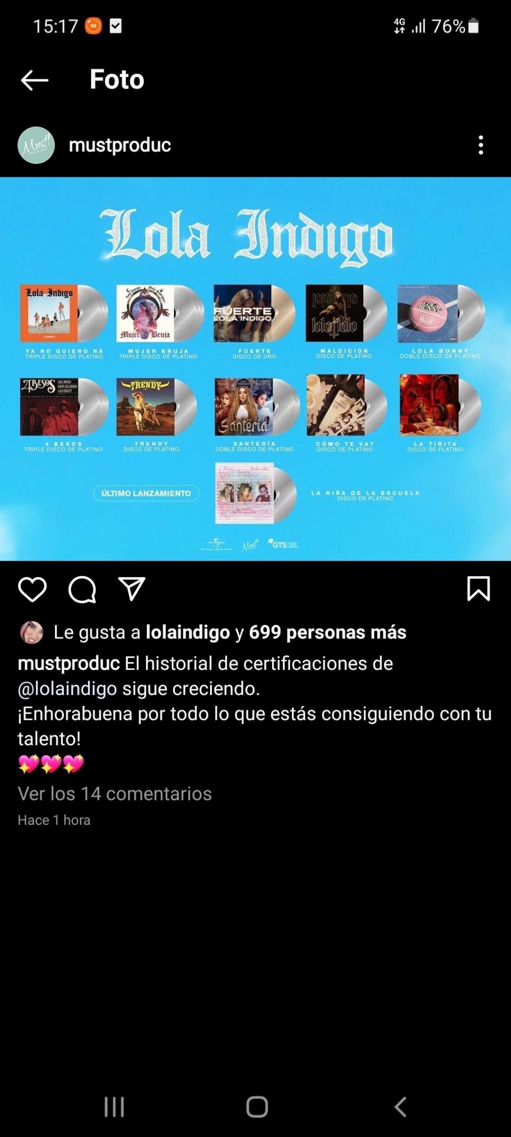 """Lola Indigo >> álbum """"La Niña"""" - Página 33 Screen33"""