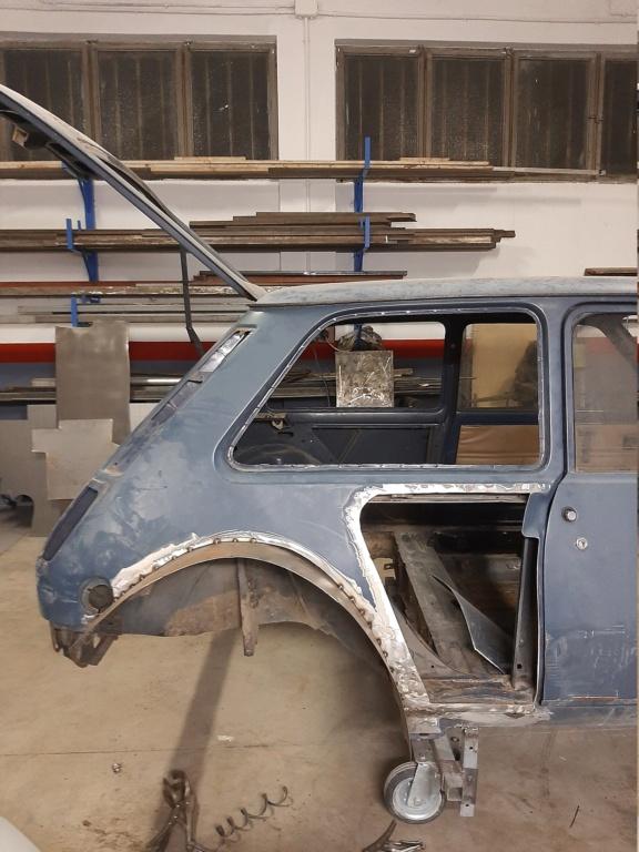 Costruzione Renault 5 tour de corse replica  20201011