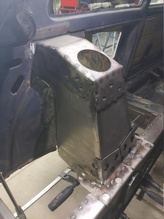 Costruzione Renault 5 tour de corse replica  20201016