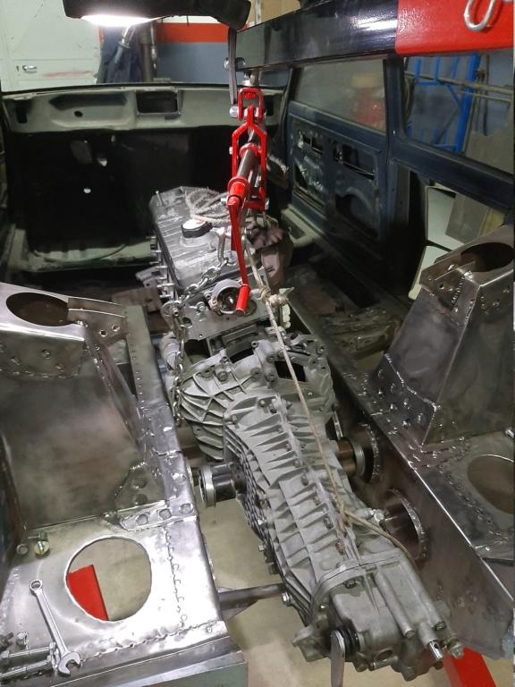 Costruzione Renault 5 tour de corse replica  20201111