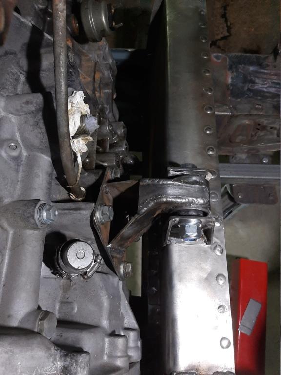 Costruzione Renault 5 tour de corse replica  20201114