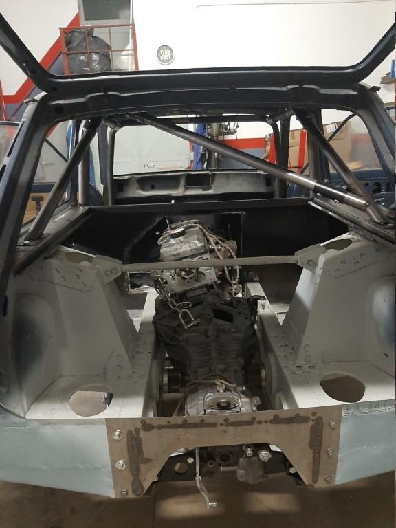 Costruzione Renault 5 tour de corse replica  20201214