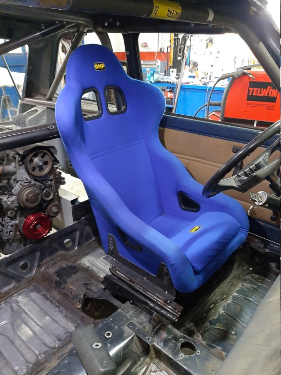 Costruzione Renault 5 tour de corse replica  20210110