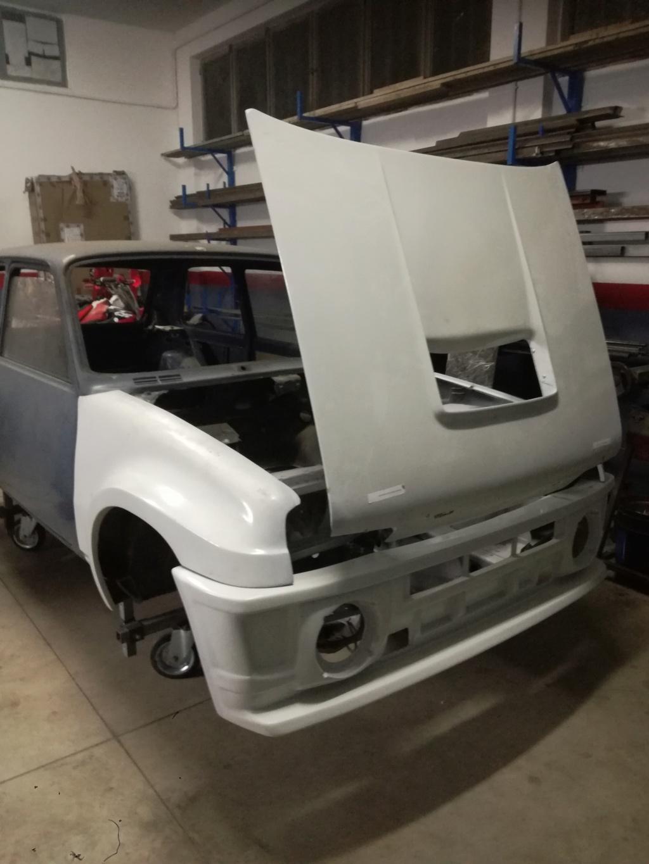 Costruzione Renault 5 tour de corse replica  Img_2023