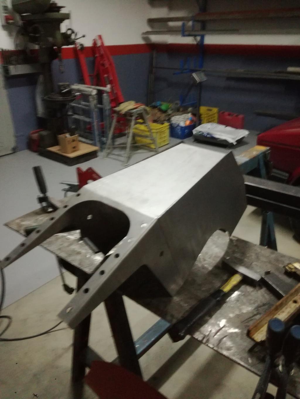 Costruzione Renault 5 tour de corse replica  Img_2028