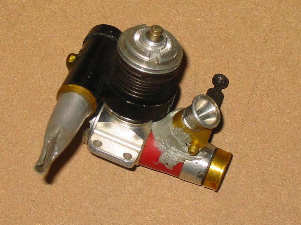 Sanwa Cox Engines .051 011_sa10
