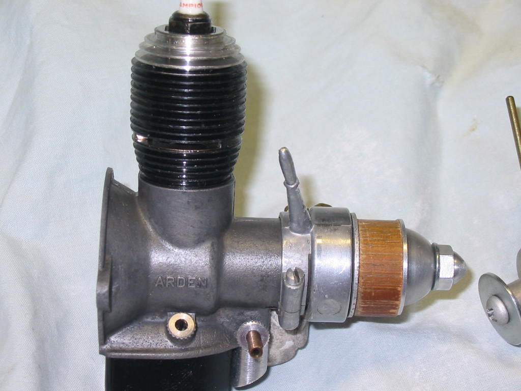 Friend gave me Two Spark Ignition Engines -- Converted 01_ard11