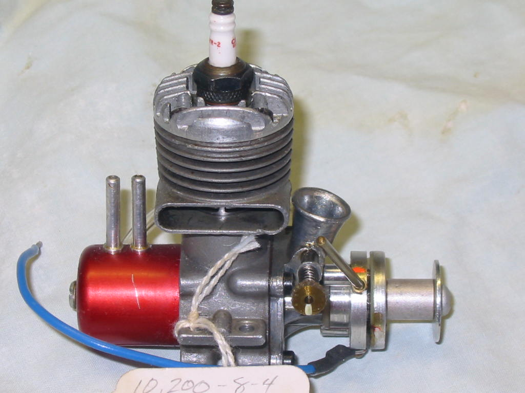 Friend gave me Two Spark Ignition Engines -- Converted 02_mcc12