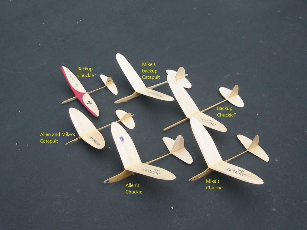Free Flight Modelling Chucki10