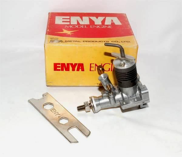 Enya .049 / .06 / .08 and .10 ---- made for Japan (family). Enya_044