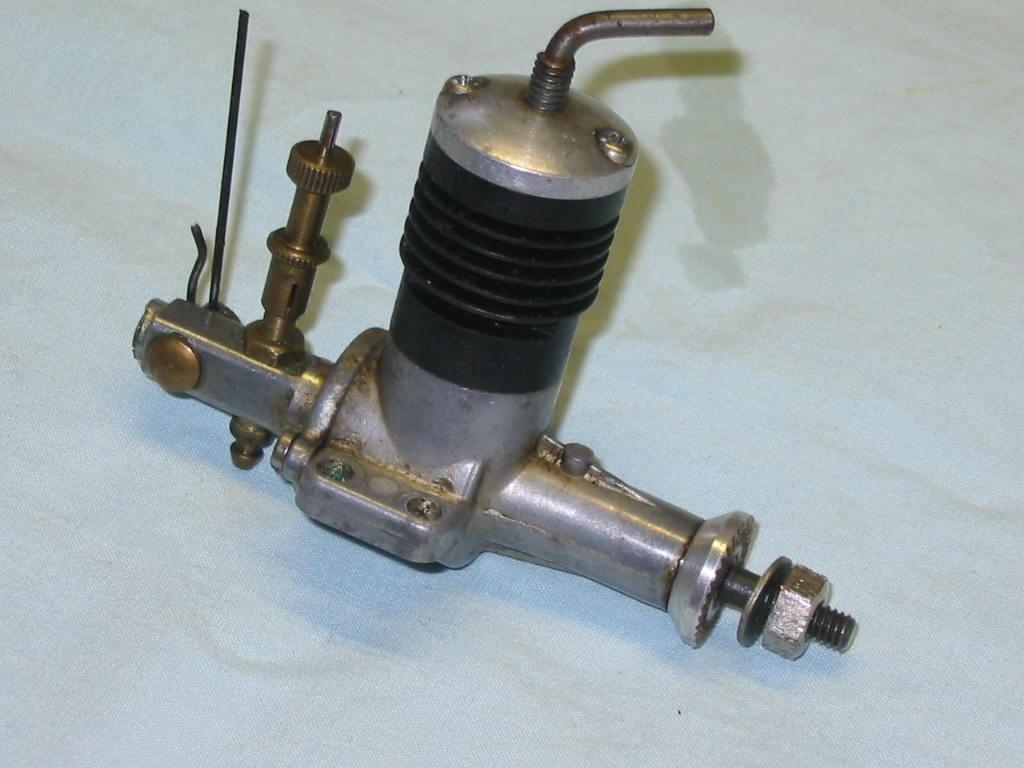 Enya 06 T.V Diesel Rear Induction Reconditioned  Enya_058