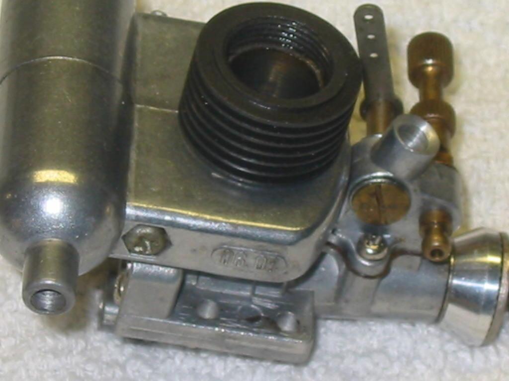 Enya 06 T.V Diesel Rear Induction Reconditioned  Enya_063