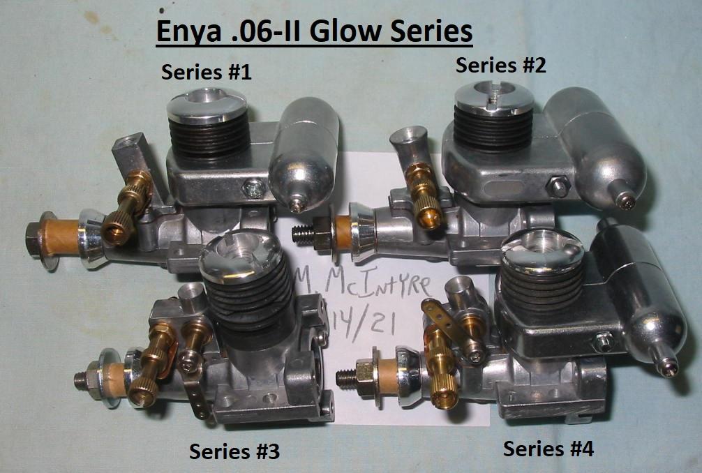 Enya .049 / .06 / .08 and .10 ---- made for Japan (family). Enya_078