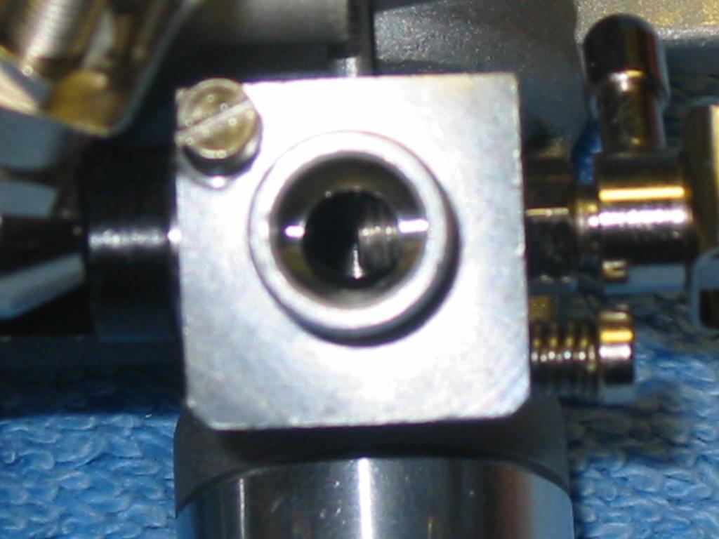 Last of the Enya Diesel engines purchased off of Enya's website. Enya_121