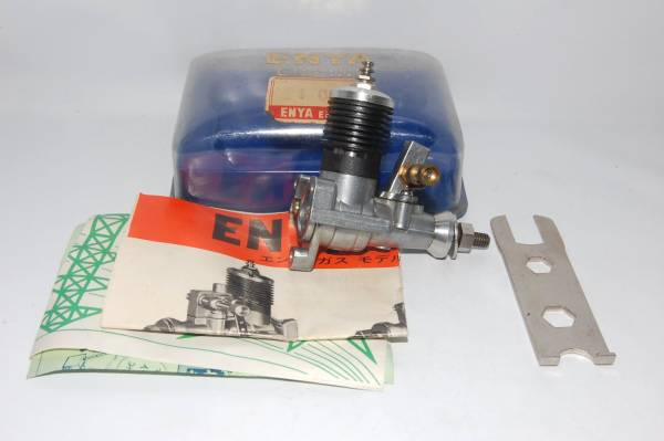 Picked up these engines from Etsy --- Rare Cox .10 engine? Enya_130