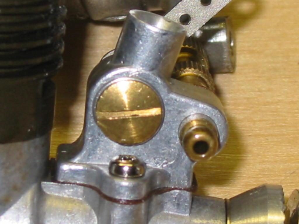 Enya 06 11 Stunter glow engine crank/prop nut help. Enya_g18