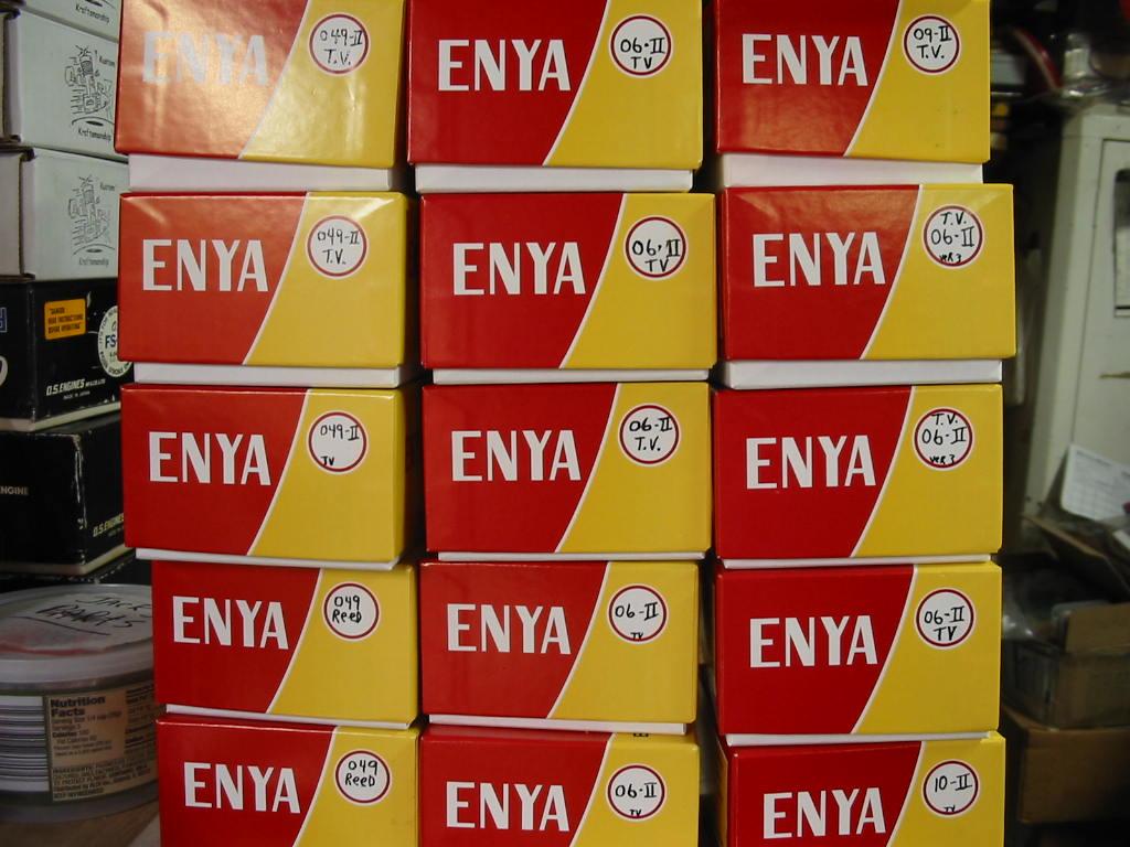 A nice little stash :) Enya_r11