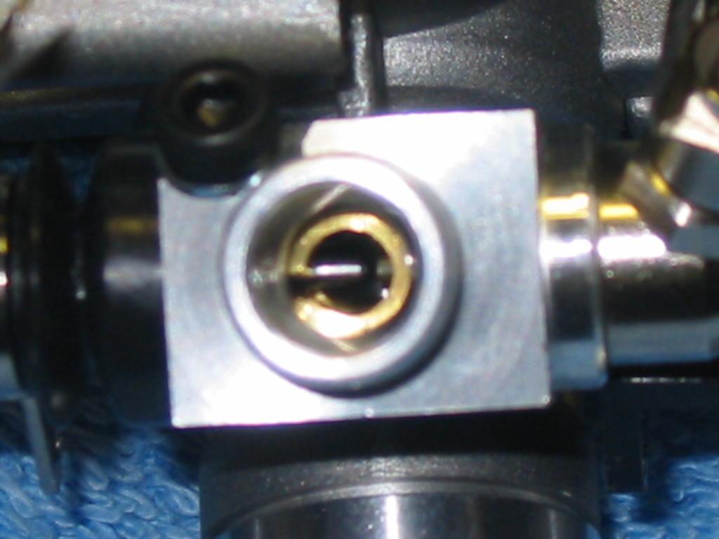 Last of the Enya Diesel engines purchased off of Enya's website. Enya_u11