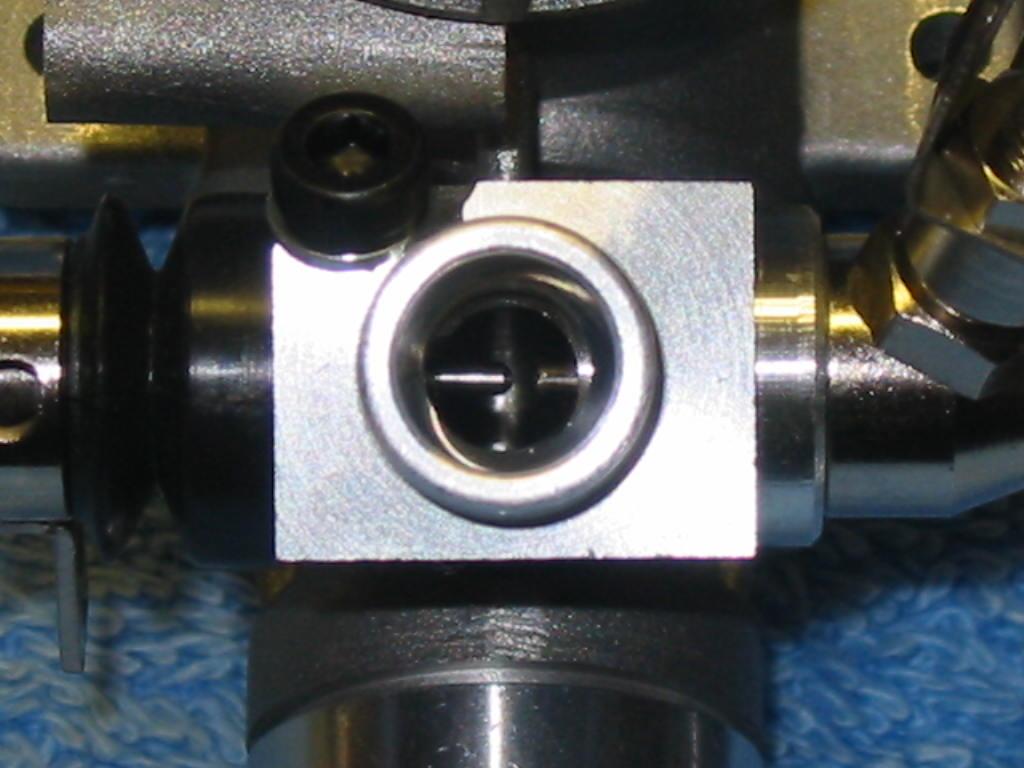 Last of the Enya Diesel engines purchased off of Enya's website. Enya_u12