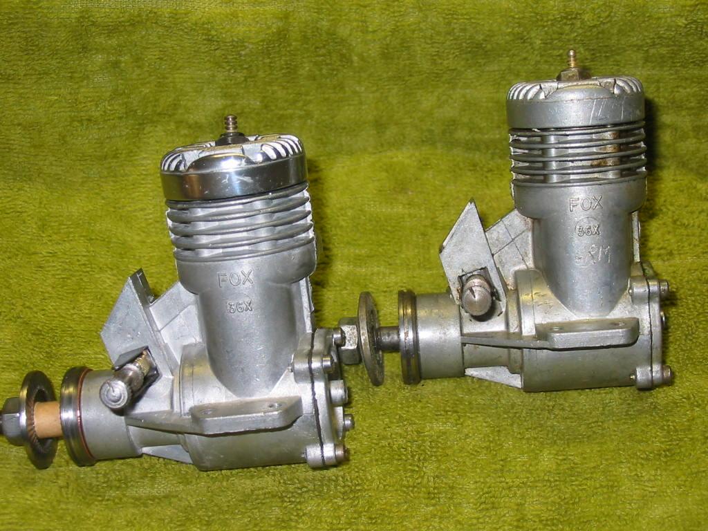 """Pretty"" engines Fox_3617"