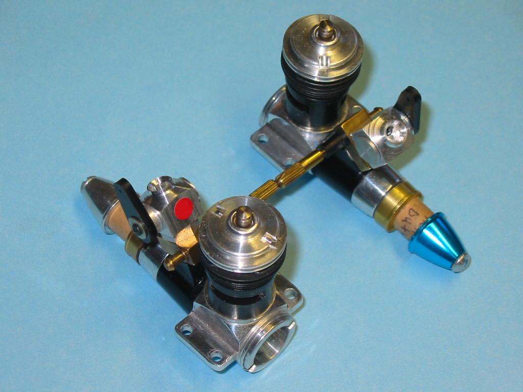 RC Carburetor for Cox Pee Wee .020 / .049 / Tee Dee .010 - .020 - .049/.050/.051 Img_0051