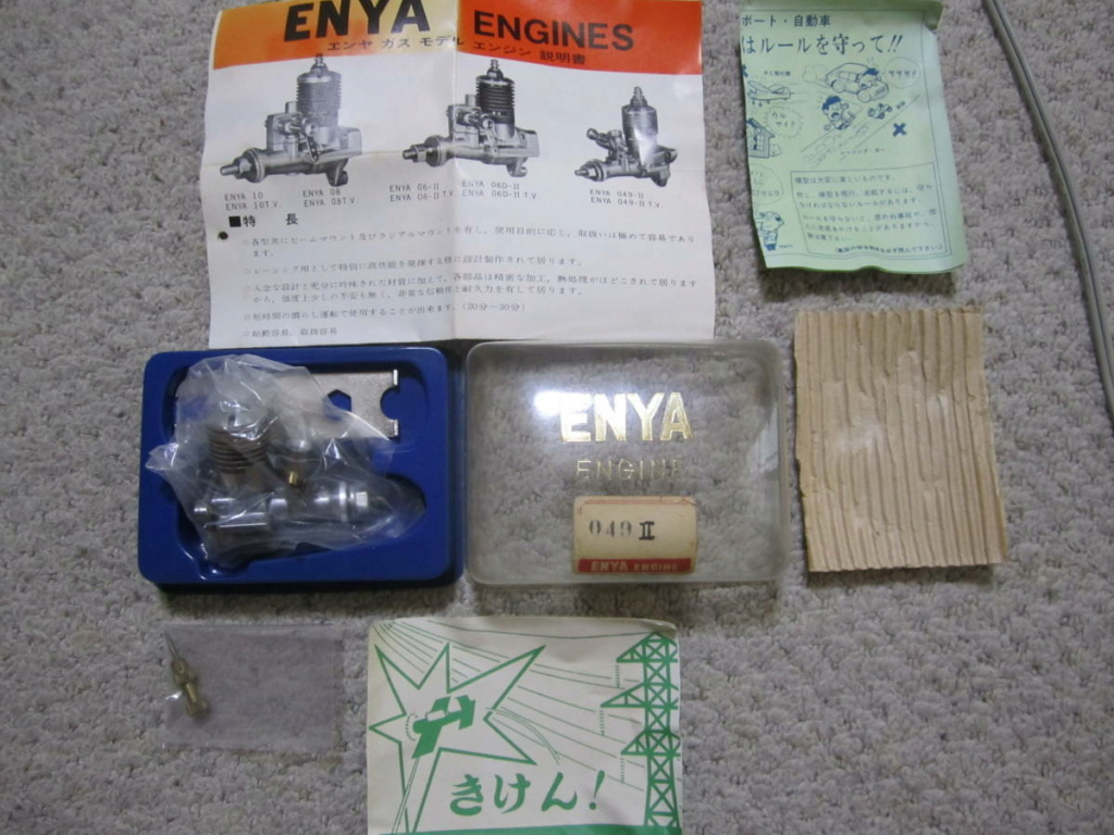 ENYA 049, 06 engine Japan_10