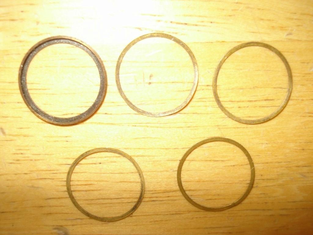 cylinder shims Kustom13